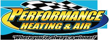 Performance Heating & Air Logo